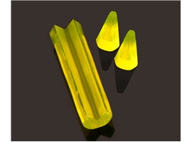 Cerium doped YAG (Ce:YAG) single crystal