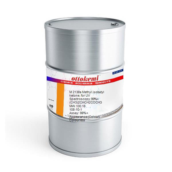 Methyl isobutyl ketone,UV Spectroscopy 99%+ (108-10-1 ...Methyl Ketone Ir