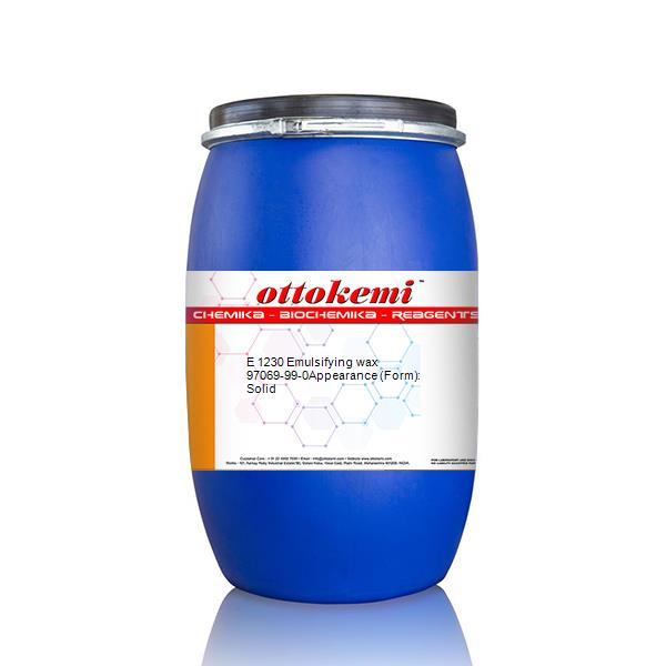 Emulsifying Wax - Manufacturers & Suppliers of Emulsifying Wax (India)