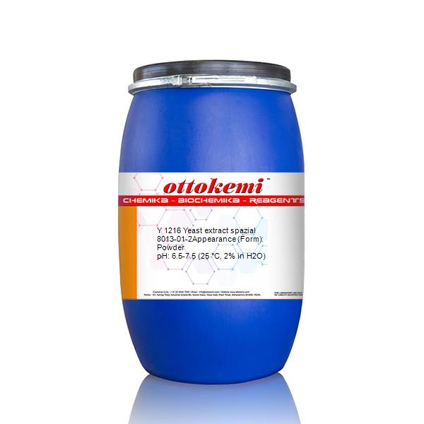 8013-01-2, Yeast extract spazial, Y 1216, (3)
